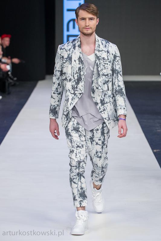 unvtd Fashion Week Poland catwalk wybieg