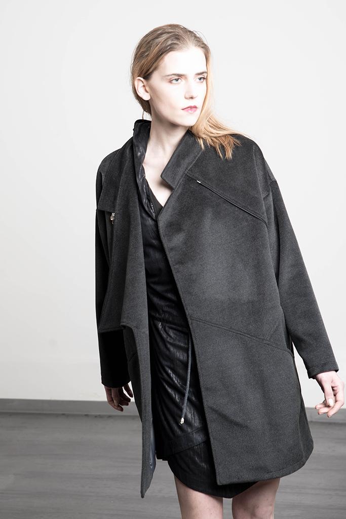 unvtd płaszcz damski