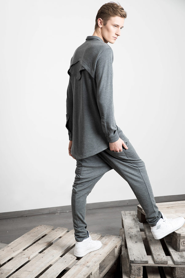 unvtd koszula dres tył